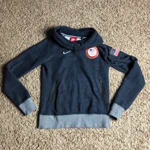 Nike Team USA Olympic Jacket Hoodie